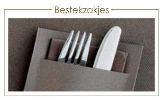 Bestekzakjes / Pochettes / Sachettes